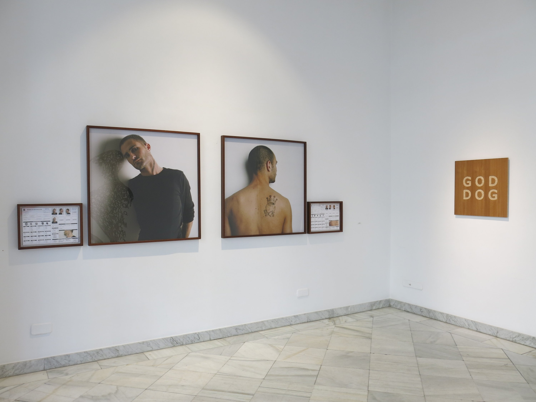TRANSATLÁNTICA. Lenguaje y palabra(s) en el arte iberoamericano.