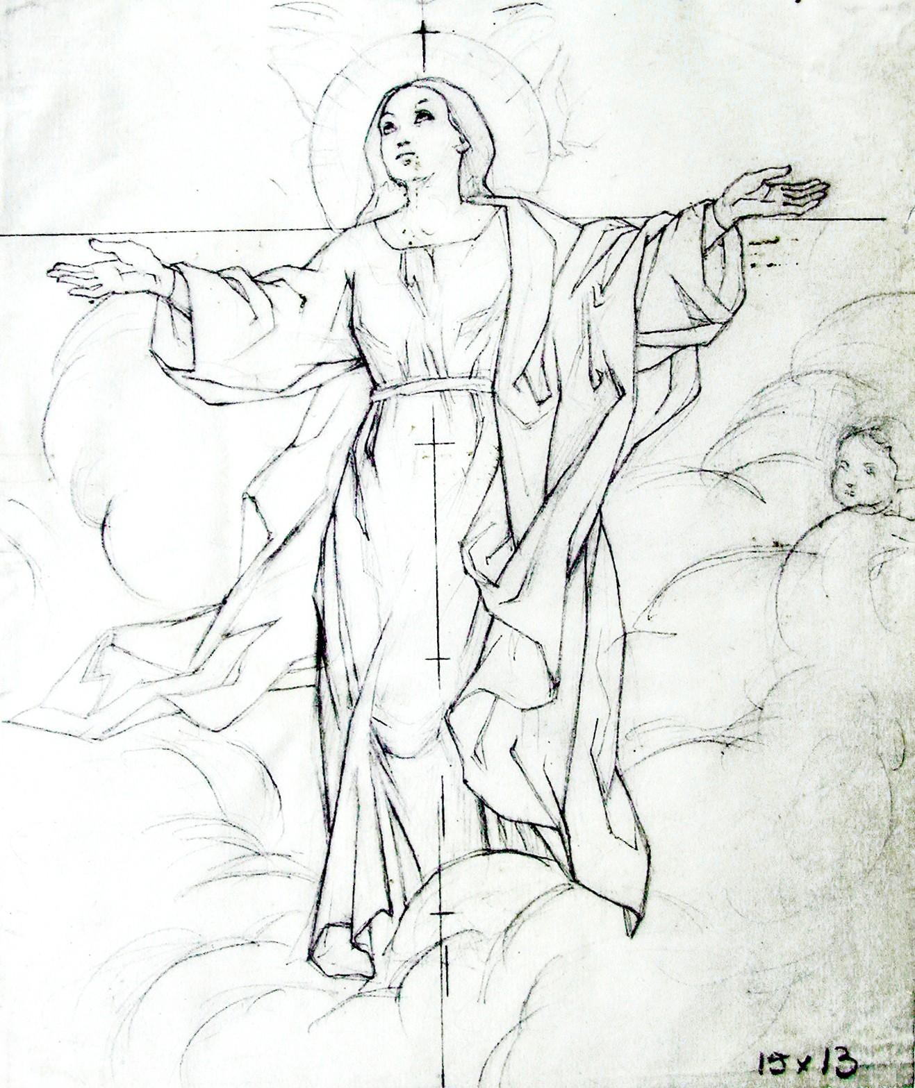 Estudio: Virgen III