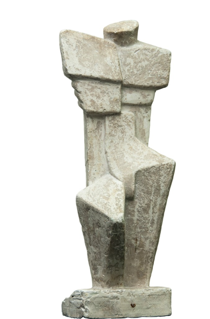 Molde de escultura de Adolescente