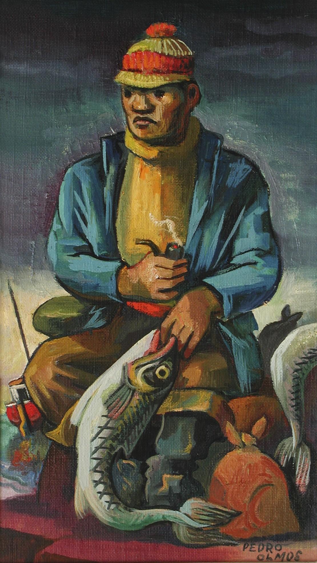 Pescador chilote (Castro)