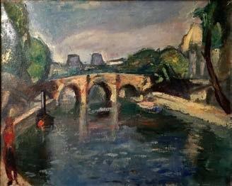 Puente en París