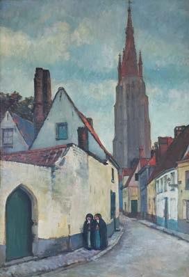 Calle de Brujas