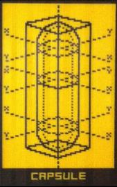 Capsule VI (Fondo amarillo/negro)