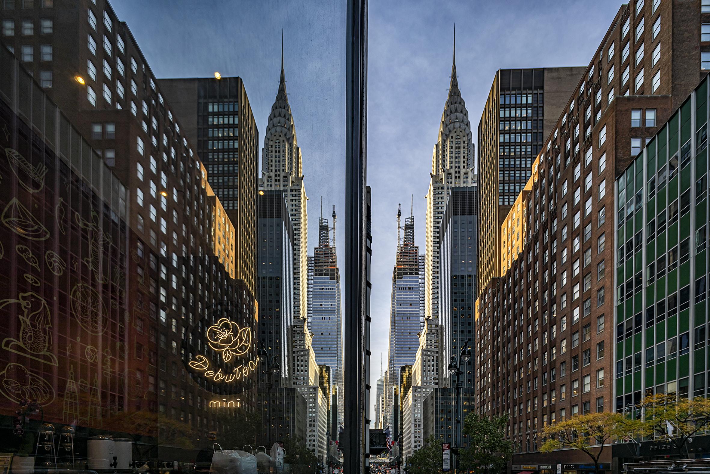 Interacciones Opuestas (Nueva York)